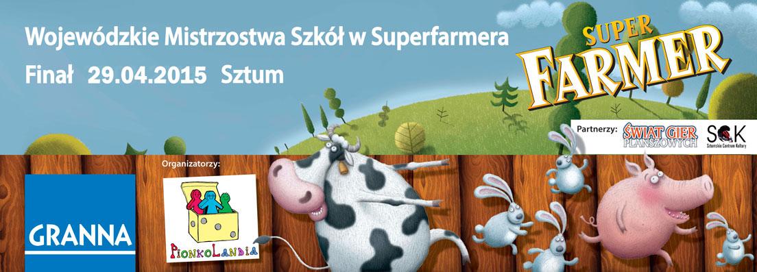 Wojewódzkie Mistrzostwa Szkół w Superfarmera