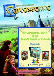 Carcassonne plakat A4 [1600x1200]