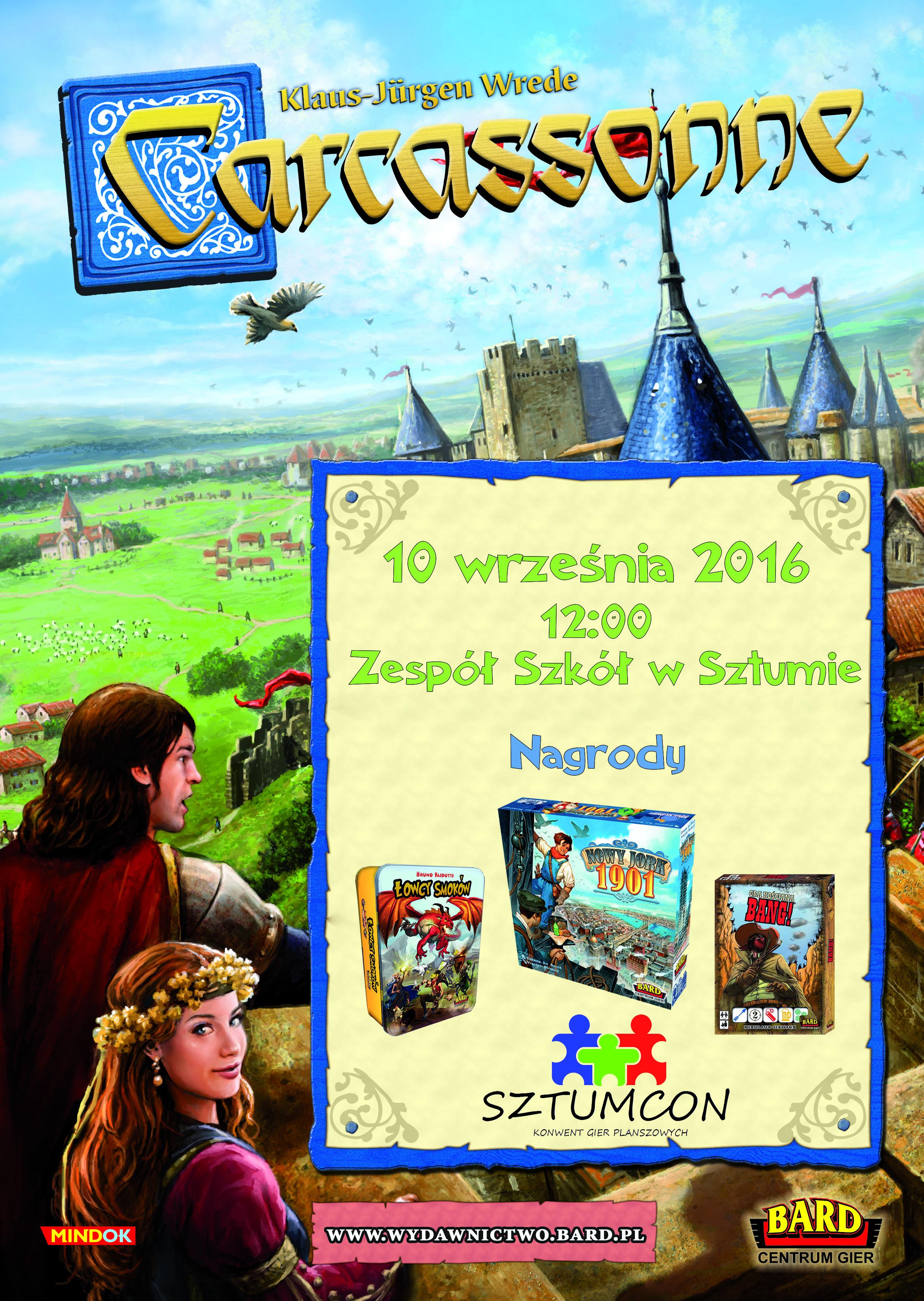 Mistrzostwa Carcassonne