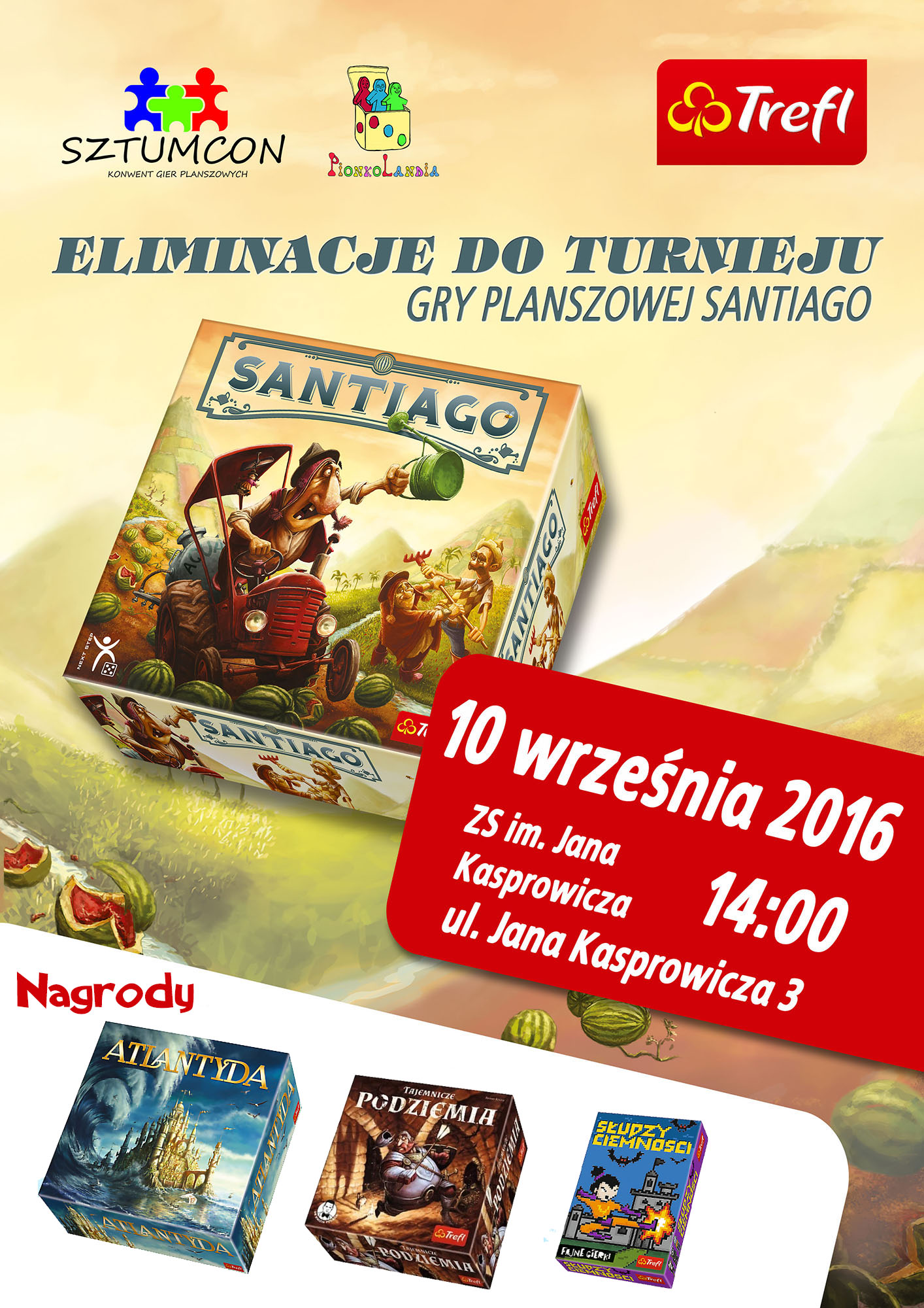Santiago-nagrody