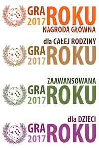 Planszowa Gra Roku 2017