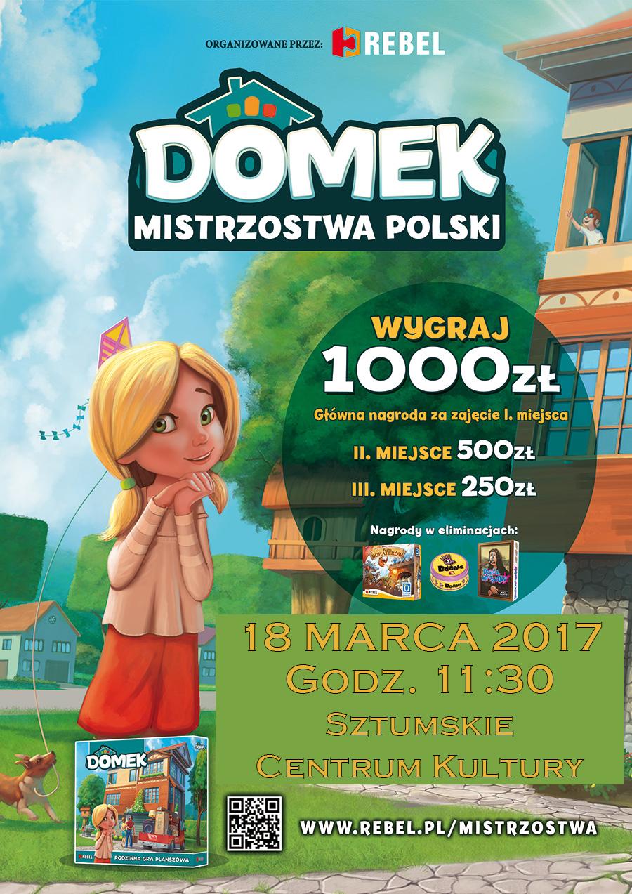 Mistrzostwa Polski w grze Domek