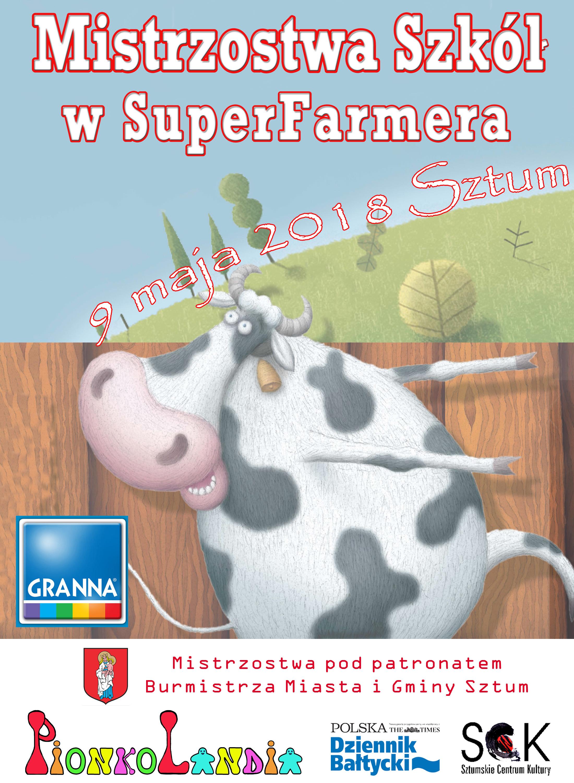 V Mistrzostwa Szkół w SuperFarmera