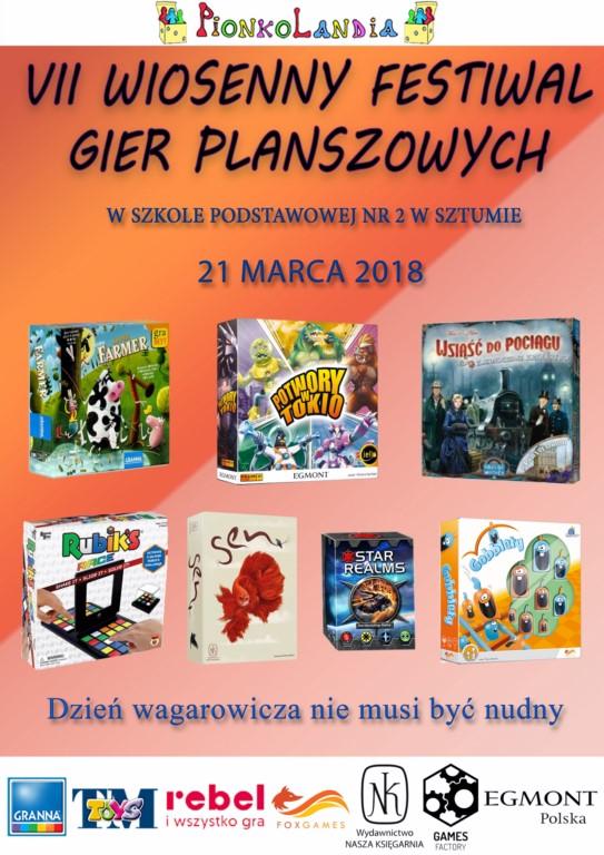 Wiosenny Festiwal Gier